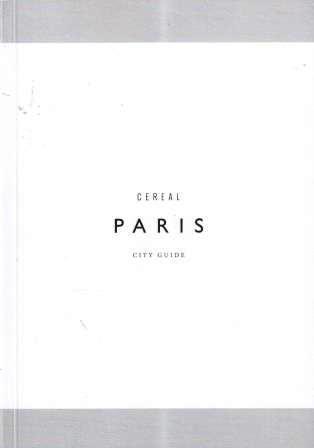 Cereal guide de Paris